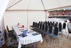 Аренда шатров тентов и мебели